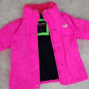 S Hollister jacket